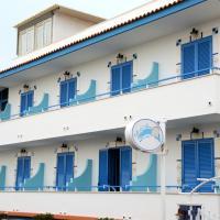 Hotel Villa Del Mare, hotell i Bacoli