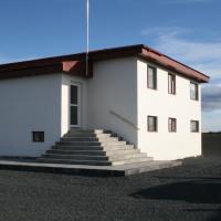 Holssel, hótel við Mývatn