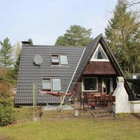 Ferienhaus im Märchenwald am Rande der Lüneburger Heide bei Celle, Hotel in Hambühren