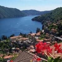 Casa di Tati, Picturesque View Over the lake