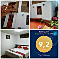 Yoly's House, hotel in Caraz