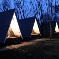 Vigio Brasta camping, viešbutis mieste Elektrėnai