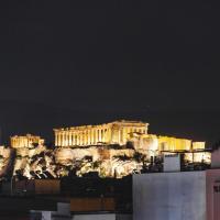 Elegant Central Apartments - Acropolis View & Garden