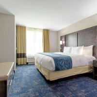 Comfort Suites Humble Houston at Beltway 8, hotel v destinaci Humble