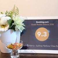 The Highberry - Sydney Harbour View Escape
