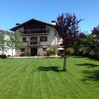 Hôtel Iribarnia, The Originals Relais (Relais du Silence), hotell sihtkohas Lantz