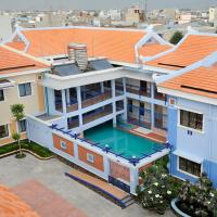 Maison Chance Guest House, hotel in Ho Chi Minh City