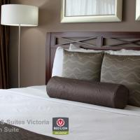 Red Lion Inn and Suites Victoria, отель в Виктории