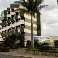 Livramento Palace Hotel, отель в городе Витория-да-Конкиста