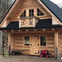 Walden Cabin, hotell i Steninge