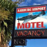 Aarburg Airport Motel, hotel near Christchurch International Airport - CHC, Christchurch