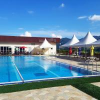 Yeongju에 위치한 호텔 Sobaeksan Punggi Spa Resort