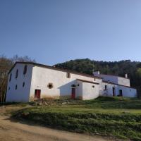 Mas Can Puig de Fuirosos, hotel in La Batlloria