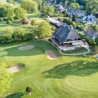 Golfresidenz Golf - & Wellnessresort Timmendorfer Strand, hotel in Timmendorfer Strand