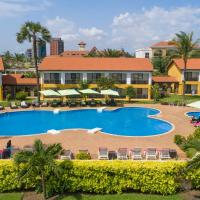 Hotel Palm Beach, отель в городе Пуэнт-Нуар