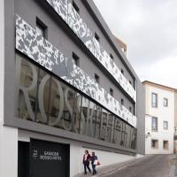 Rossio Hotel, hotel in Portalegre