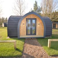 Camping Pods, Marlie Holiday Park