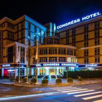 Конгресс Отель Краснодар, отель в Краснодаре