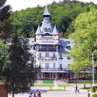 Hotel Central, hotel din Călimăneşti