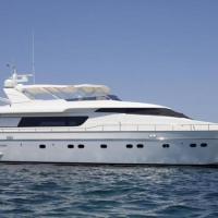 Sanlorenzo 82 Motor Yacht