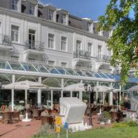 SEETELHOTEL Pommerscher Hof, отель в Херингсдорфе