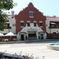 Grand Sal, hotel vo Wieliczke
