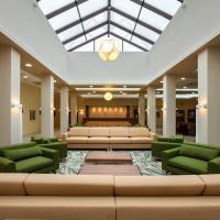 Hilton Garden Inn Moscow Новая Рига, отель в Истре
