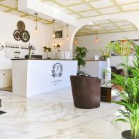 Hôtel les Arbousiers, hôtel à Calvi