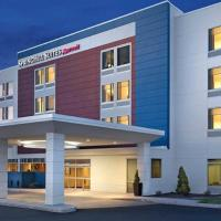 SpringHill Suites by Marriott Oakland Airport, hotel near Oakland International Airport - OAK, Oakland