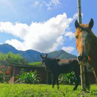 Reserva-Hacienda Cachillacta, hotel em Nanegalito