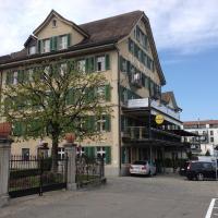 Hotel 3 König, hotel in Richterswil