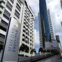 Flat Executive Beira Mar, отель в городе Ресифи