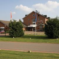 Fletcher Hotel Restaurant Heidehof, hotel en Heerenveen