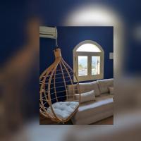 Greek Blue Apartment