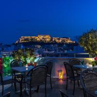 Attalos Hotel, hotell i Aten