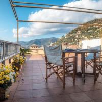 Casa Sophie- Big Terrace sea View & Private Parking