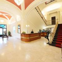 Hotel Ristorante Vittoria, hotell i Pompei