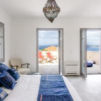 Maison Suisse with sea view in Spetses town