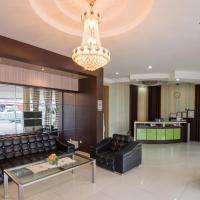 RedDoorz Plus near Simpang Rimbo Jambi, hotel di Kinati