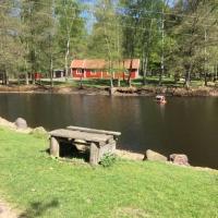 Soldattorp, hotel in Ljungbyhed