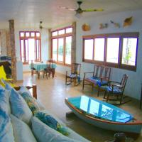 OCEAN VIEW 4 BEDROOM - APARTMENT, hotel in Taboga
