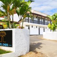 Hotel Oasis, отель в Нади