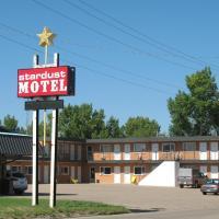 Stardust Motel, hotel em Shaunavon
