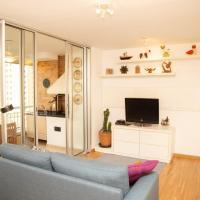 OBA 29 - Apartamento Confortável - Allianz Parque