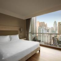 Adelphi Suites Bangkok, hótel í Bangkok