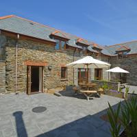 Cozy Holiday Home in Saint Merryn with garden