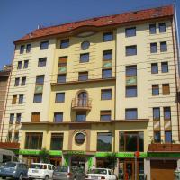 Green Hotel Budapest, hótel í Búdapest