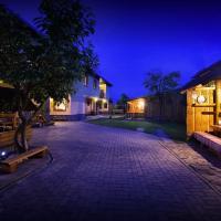Yellow Paradise House, hotel in Hrabušice