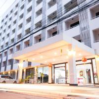 White House Bizotel, hotel in Bangkok