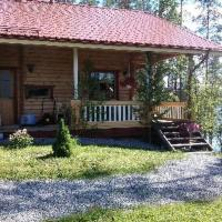 Holiday Home Käkiharju, hotel in Sulkava